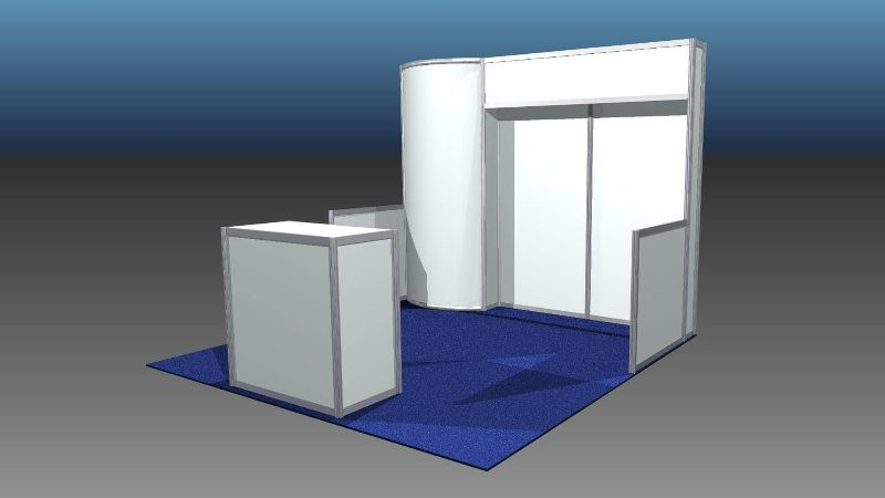 New Orleans Exhibition Stand Hire Skyline Displays
