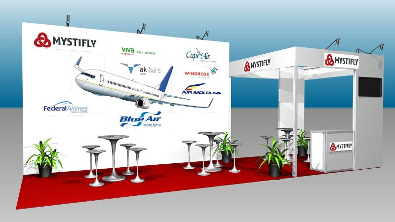 Miami Metro Exhibits Booth Displays