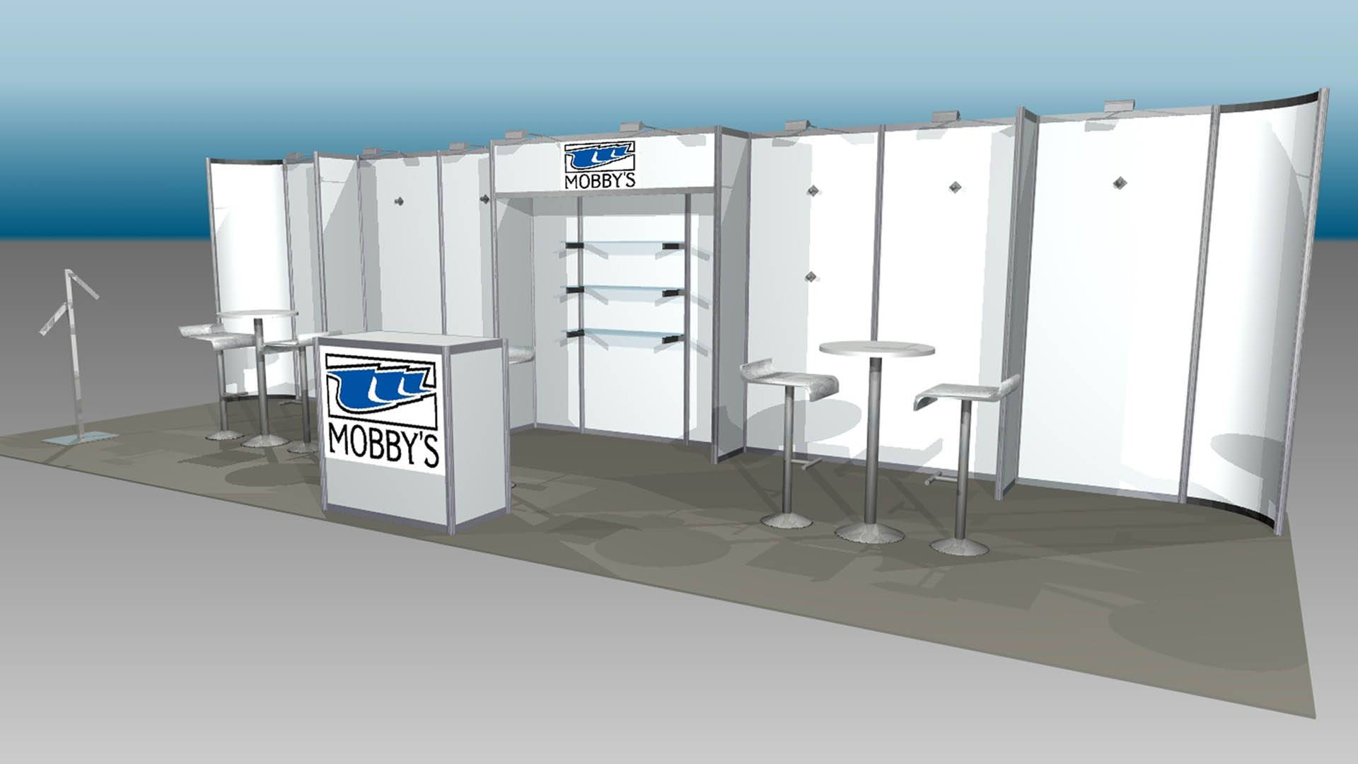 Miami Expo Exhibits Trade Show Displays