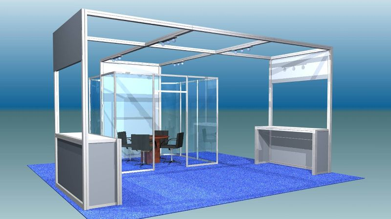 Absolute Miami Custom Exhibit Rental