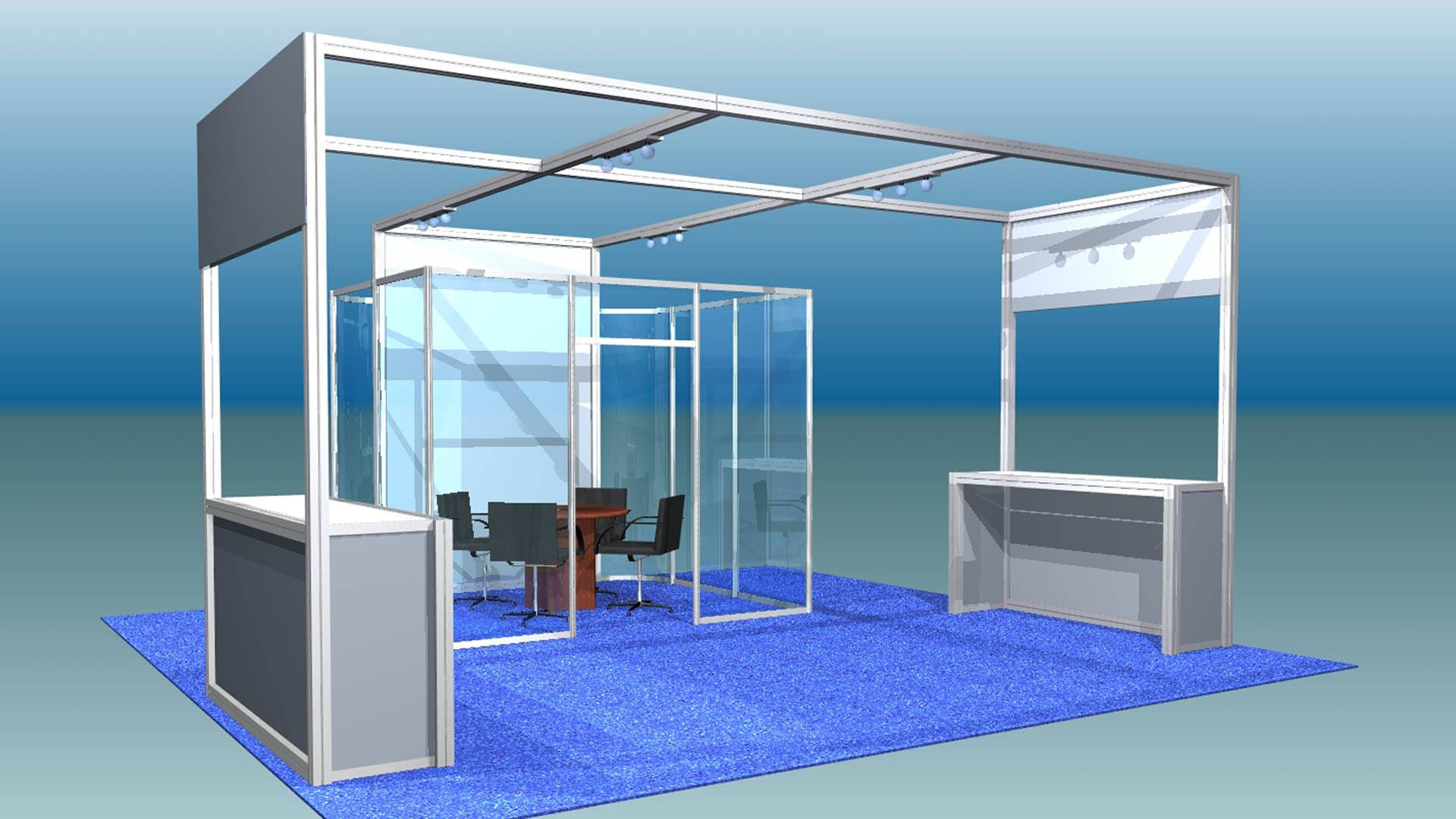 Absolute Orlando Custom Exhibit Rental