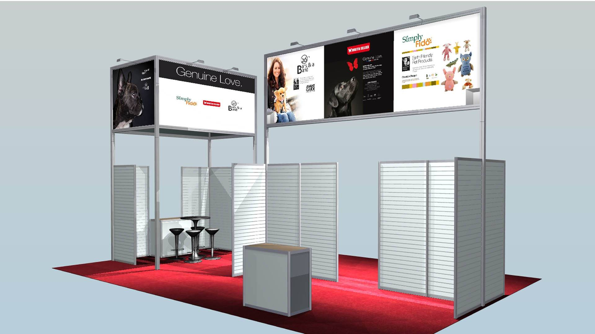 Miami Bespoke Exhibit Rental Company