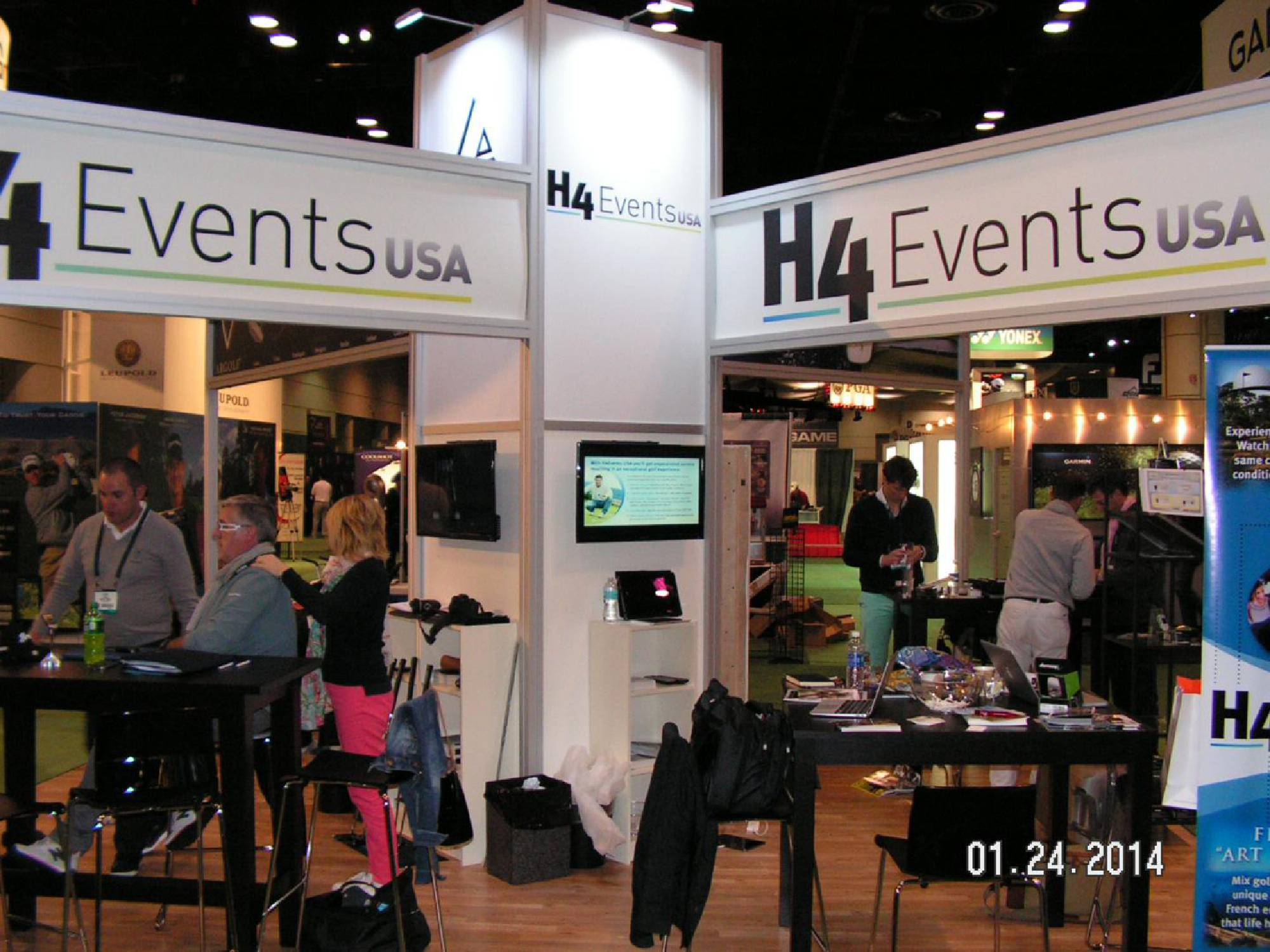 Orlando Display Rental Tradeshow Exhibit Company