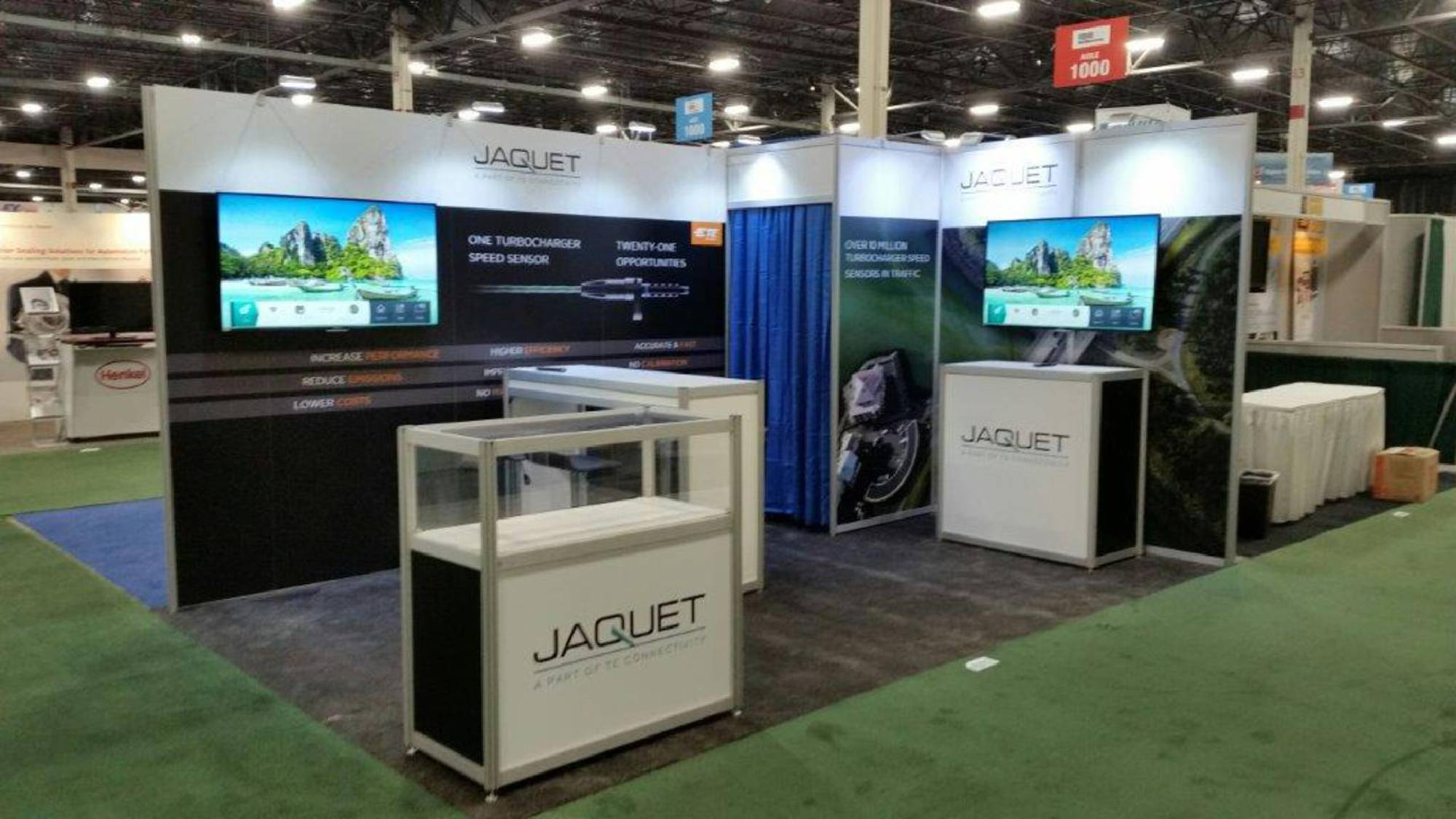 Orlando Trade Show Booth Display Rental
