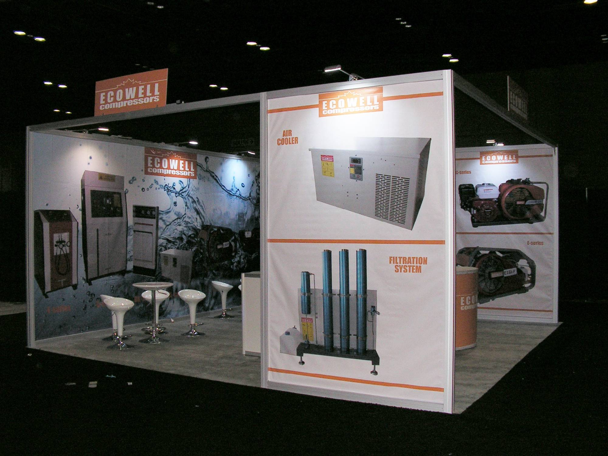 Florida Custom Exhibit Booth Display Rentals