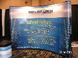 Buy Portable Popup Exhibit Backwall
